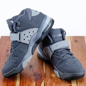 Nike Air Force Max 2013 Dark Grey/Wolf Grey